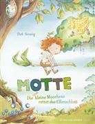 Dirk Hennig - Motte, die klitzekleine Moorhexe rettet das Elfenschloss