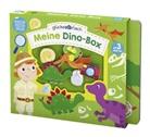 Samantha Meredith, Lindsey Sagar - Glücksfisch: Meine Dino-Box