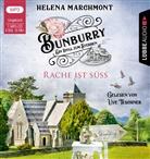 Helena Marchmont, Uve Teschner - Bunburry - Ein Idyll zum Sterben - Rache ist süß, Audio-CD, MP3 (Hörbuch)