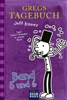 Jeff Kinney - Gregs Tagebuch - Geht's noch? / Keine Panik!