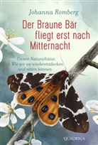 Johanna Romberg - Der Braune Bär fliegt erst nach Mitternacht