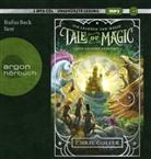 Chris Colfer, Rufus Beck, Brandon Dorman - Tale of Magic: Die Legende der Magie - Eine geheime Akademie, 2 Audio-CD, MP3 (Hörbuch)