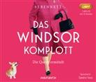 S J Bennett, SJ Bennett, Sandra Voss - Das Windsor-Komplott, 1 Audio-CD, (Hörbuch)