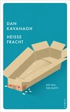 Dan Kavanagh - Heisse Fracht