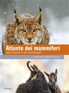 Bärbel / Graf / Koch, F, Claude Fischer, Rolan Graf, Roland Graf, Bärbel Koch... - Atlante dei mammiferi della Svizzera e del Liechtenstein