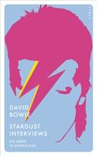 David Bowie, William Burroughs, A Crai Copetas, Davi Thomas, Corneli Künne, Nossack - Stardust Interviews