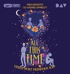 Mikk Daughtry, Mikki Daughtry, Rachael Lippincott, Fabian Kluckert, Amadeus Strobl - All This Time - Lieben heißt unendlich sein, 1 Audio-CD, MP3 (Hörbuch)