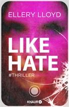 Ellery Lloyd - Like / Hate