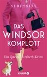 S J Bennett - Das Windsor-Komplott