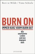 Timo Schiele, Ber te Wildt, Bert te Wildt - Burn On: Immer kurz vorm Burn Out