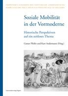 Andermann, Kurt Andermann, Gusta Pfeifer, Gustav Pfeifer - Soziale Mobilität in der Vormoderne