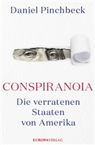 Daniel Pinchbeck - Conspiranoia