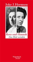 Joke J Hermsen, Joke J. Hermsen - Rosa und Hannah