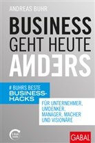 Andreas Buhr - Business geht heute anders