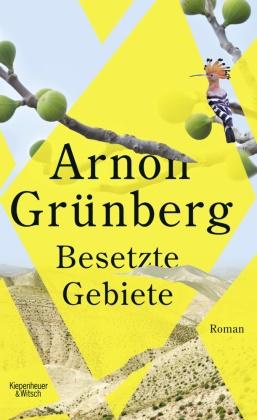 Arnon Grünberg - Besetzte Gebiete - Roman