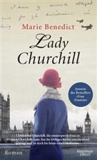 Marie Benedict - Lady Churchill