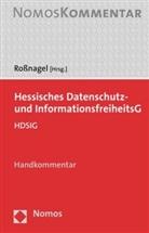Alexande Rossnagel, Alexander Roßnagel - Hessisches Datenschutz- und InformationsfreiheitsG