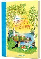 Annika Scheffel, Elsa Klever - Sommer auf Solupp