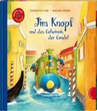 Michael Ende, Charlotte Lyne, F. J. Tripp, Mathias Weber - Jim Knopf: Jim Knopf und das Geheimnis der Gondel