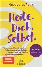 Nicol LePera, Nicole LePera, The Holistic Psychologist - Heile. Dich. Selbst.