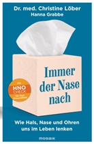 Hanna Grabbe, Christine Löber, Christine (Dr. Löber - Immer der Nase nach