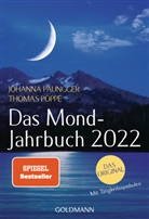 Johann Paungger, Johanna Paungger, Thomas Poppe - Das Mond-Jahrbuch 2022