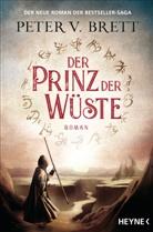 Peter V. Brett - Der Prinz der Wüste