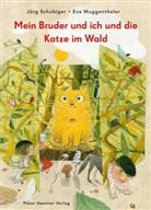 Eva Muggenthaler, Jürg Schubiger, Eva Muggenthaler - Mein Bruder und ich und die Katze im Wald