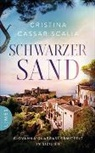 Cristina Cassar Scalia - Schwarzer Sand