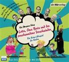 Kai Magnus Sting, Ulrike Bliefert-Kiss, Jochen Busse, Julia Fritz, Christoph Maria Herbst, Henning Venske... - Lotta, Oma Berta und der verschwundene Verschwinder, 1 Audio-CD (Hörbuch)