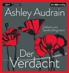 Ashley Audrain, Sandra Borgmann - Der Verdacht, 1 Audio-CD, MP3 (Hörbuch)