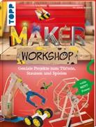 Alison Buxton, Alison (Dr.) Buxton - Maker Workshop