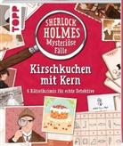 Sally Morgan, Federica Frenna - Sherlock Holmes - Mysteriöse Fälle: Der Kirschkuchen mit Kern