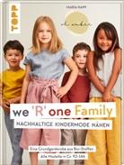 Maria Rapp - We 'R' one Family - Nachhaltige Kindermode nähen