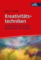 Egon Freitag - Kreativitätstechniken