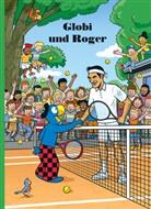 Daniel Frick, Boni Koller, Daniel Frick - Globi und Roger