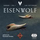 Siri Pettersen, Konstantin Graudus, Siri Pettersen, Dagmar Lendt, Dagmar Mißfeld - Vardari - Eisenwolf (Bd. 1), Audio-CD (Hörbuch)