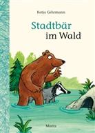 Katja Gehrmann - Stadtbär im Wald