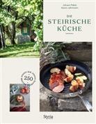 Aaron Jahrmann, Johann Pabst, Michael Rathmayer - Die Steirische Küche