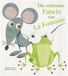 Jean de La Fontaine, Marisa Vestita - Die schönsten Fabeln von La Fontaine