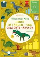 Mattia Crivellini, Agnese Baruzzi, Matti Crivellini, Mattia Crivellini - Dinos im Längen- und Gewichte-Rausch