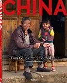 Peter Feierabend, Annett Morheng, Annette Morheng - China