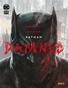 Bria Azzarello, brian Azzarello, Lee Bermejo - Batman: Damned (Sammelband)