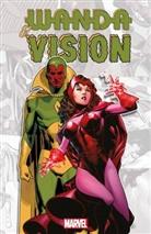 Sal Buscema, J. M. Dematteis, Stev Engelhart, Steve Engelhart, Kerry Gammill, Do Heck... - Wanda & Vision