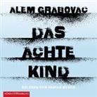 Alem Grabovac, Fabian Busch - Das achte Kind, 5 Audio-CD (Hörbuch)