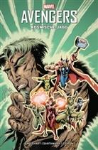Stev Engelhart, Steve Engelhart, Scott Hanna, Jorg Santamaria, Jorge Santamaria, Joe Staton - Avengers: Kosmische Jagd