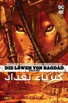 Niko Henrichon, Brian Vaughan, brian k. Vaughan - Die Löwen von Bagdad Deluxe