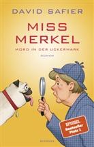 David Safier - Miss Merkel