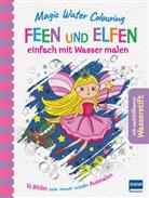 Jenny Copper, Rachael McLean - Magic Water Colouring - Feen und Elfen