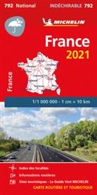 MICHELI, MICHELIN - Michelin Frankreich 2021 (widerstandsfähig)